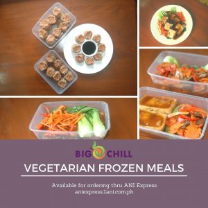 Vegetarian Frozen Meals - Ready to Heat