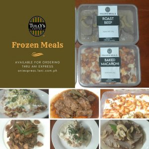 Ready to Heat Gourmet Frozen Meals