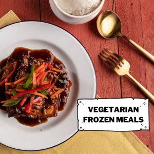 Vegetarian Frozen Meals